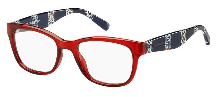Мед. оправа TOMMY HILFIGER TH 1498 C9A RED