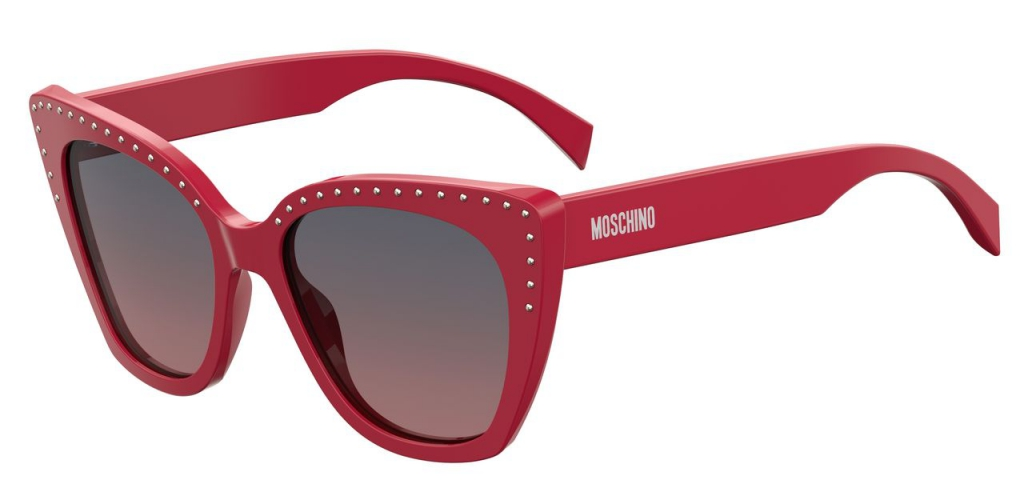 Солнцезащитные очки MOSCHINO MOS005/S C9A RED