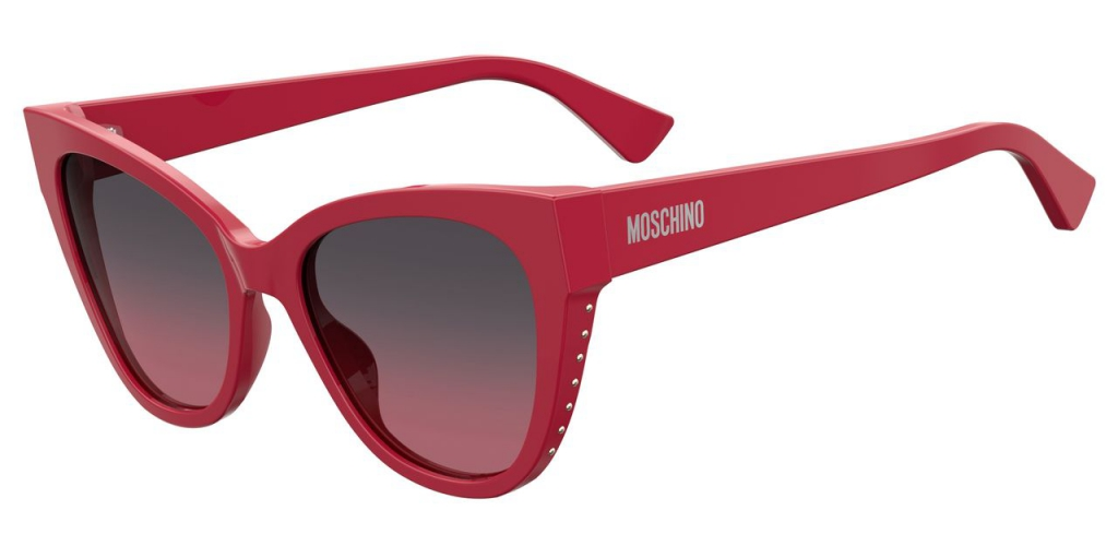 Солнцезащитные очки MOSCHINO MOS056/S C9A RED