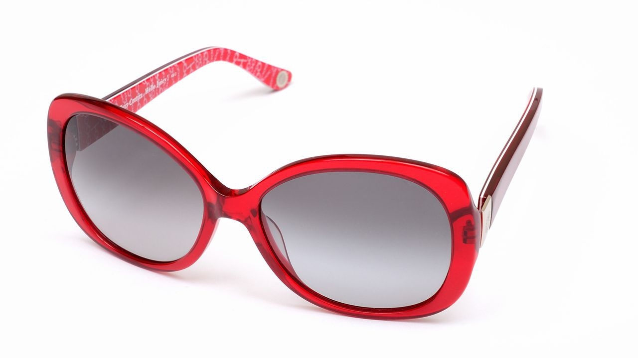 Солнцезащитные очки JUICY COUTURE XI9 JUICY COUTURE RED TRANS