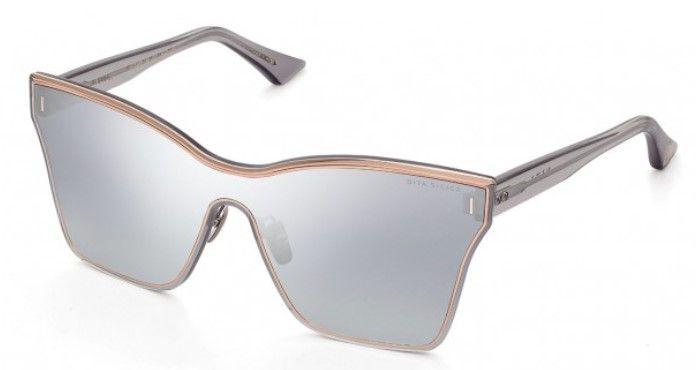 Солнцезащитные очки DITA SILICA DTS508-145-02 ROSE GOLD - CRYSTAL GREY