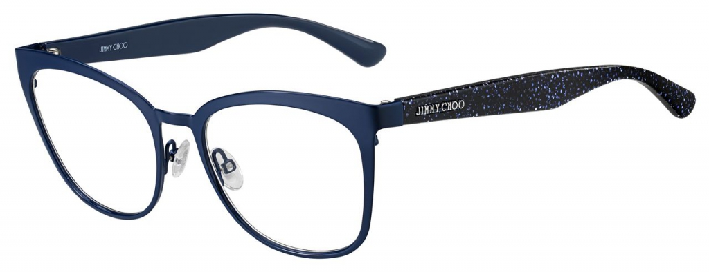 Мед. оправа JIMMY CHOO JC189 JOJ BLUEGLTTR