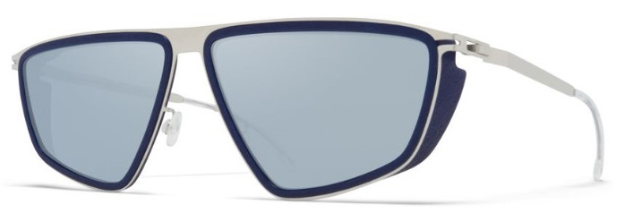 Солнцезащитные очки MYKITA TRIBE 309 MH10 NAVY BLUE/SHINY SILVER