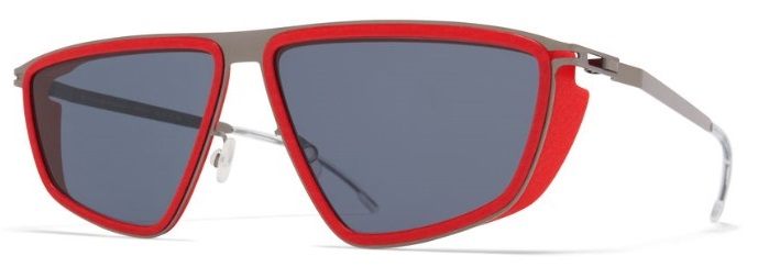 Солнцезащитные очки MYKITA TRIBE 381 MH28 CRIMSON RED/SHINY GRAPHITE
