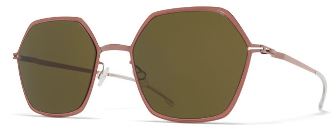 Мед. оправа MYKITA TILLA 389 PURPLE BRONZE/PINK CLAY