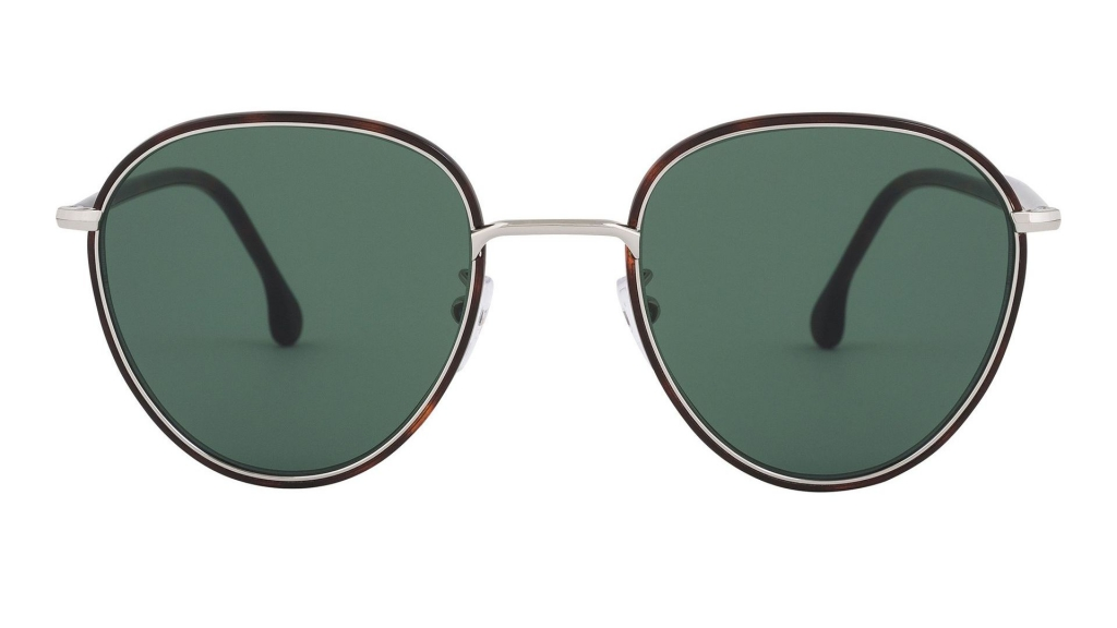 Солнцезащитные очки PAUL SMITH Albion V2 PSSN003V2-02 Tortoise on Silver