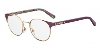 Мед. оправа MOSCHINO LOVE MOL527 0T7 PLUM