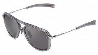 Солнцезащитные очки DITA LANCIER LSA-400 DLS400-57-03 MATTE CRYSTAL GREY-BLACK PALLADIUM